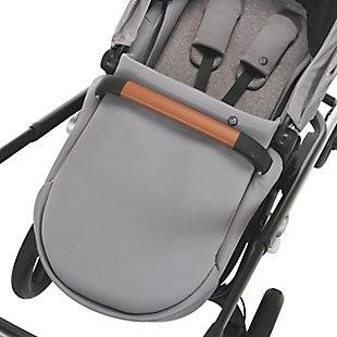 Maxi-Cosi Lila Modular Stroller, Gray, large
