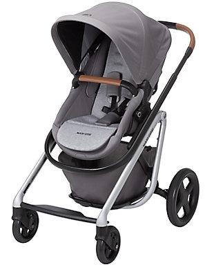 Maxi-Cosi Lila Modular Stroller, Gray, rollover