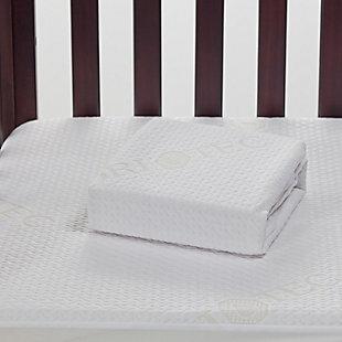 Bedgear 5.0 Dri-Tec® Crib Protector, , rollover