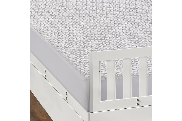 Bedgear 6.0 Ver-Tex® Crib Protector, , large