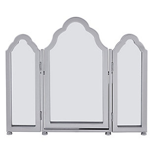 Southern Enterprises Sarah Anywhere Tri Fold Vanity Mirror Ashley Furniture Homestore