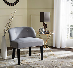 Safavieh Bell Vanity Chair, , rollover
