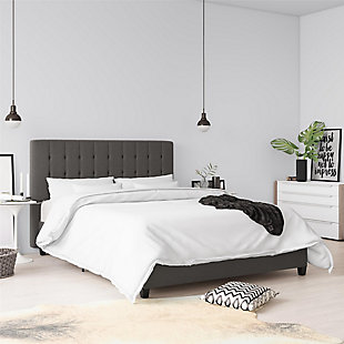 DHP Atwater Living Elvia Full Upholstered Bed, , rollover