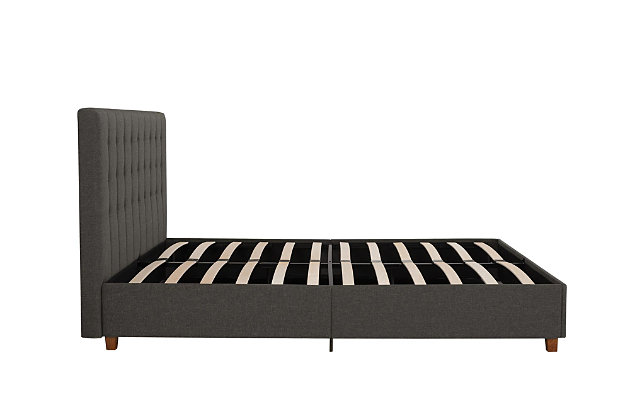 DHP Atwater Living Elvia Full Upholstered Bed, , large
