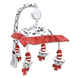 Trend Lab Cat in the Hat Musical Mobile, , large