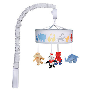 Trend Lab Seuss Friends Musical Mobile, , large