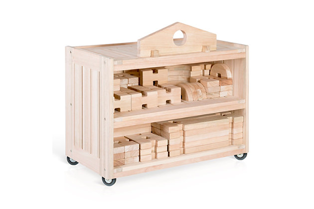 Trend Lab Blue Sky Chevron Musical Mobile, , large