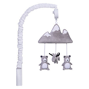 Trend Lab Forest Mountains Musical Mobile, , large
