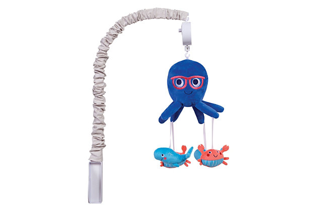 Trend Lab Ocean Pals Musical Mobile, , large