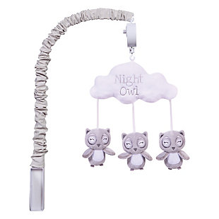 Trend Lab Night Owl Musical Mobile, , large