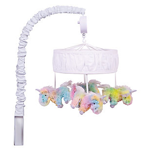 Trend Lab Unicorn Musical Mobile, , large
