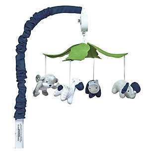 Trend Lab Perfectly Navy Musical Mobile, , large