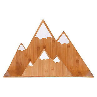 Trend Lab Bamboo Mountain Wall Shelf, , rollover