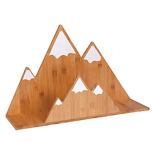 Trend Lab Bamboo Mountain Wall Shelf, , large