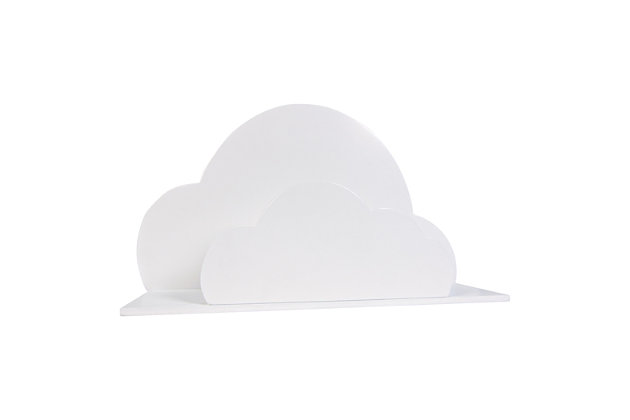 Trend Lab Cloud Wall Shelf, , large