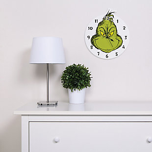 Trend Lab The Grinch Wall Clock, , rollover