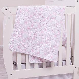 Trend Lab Floral Quilt, , large