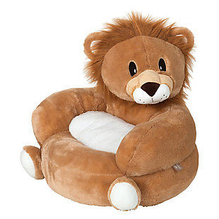 Trend Lab Children's Plush Lion Character Chair, , large