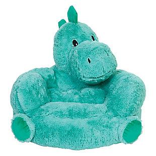 Trend Lab Children's Plush Dinosaur Character Chair, , rollover