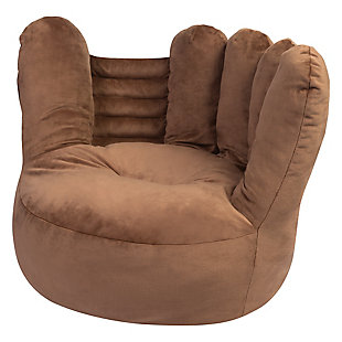 Trend Lab Glove Plush Character Chair, , large