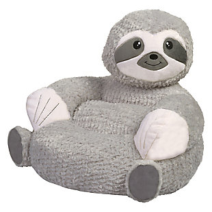 Trend Lab Sloth Plush Character Chair, , large