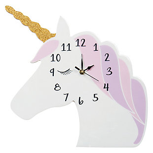 Trend Lab Unicorn Wall Clock, , large