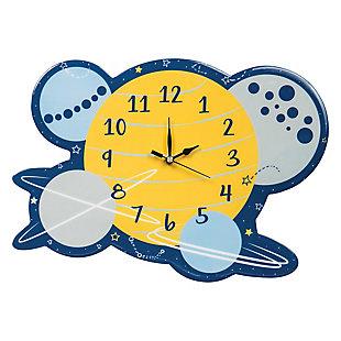 Trend Lab Galaxy Wall Clock, , large