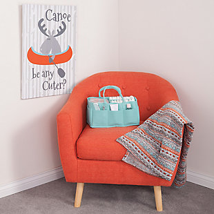 Trend Lab Canoe Be Any Cuter Canvas Wall Art, , rollover