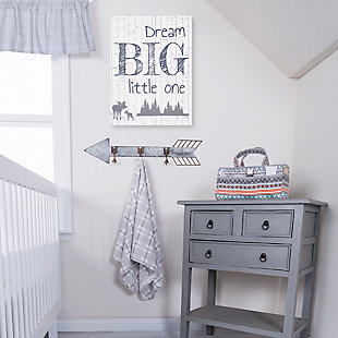 Trend Lab Dream Big Little One Canvas Wall Art, , rollover
