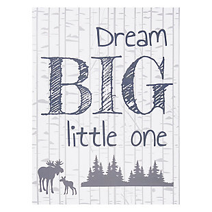 Trend Lab Dream Big Little One Canvas Wall Art, , large