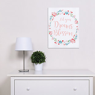 Trend Lab Painterly Floral Canvas Wall Art, , rollover