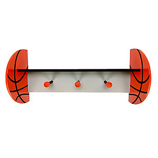 Trend Lab Basketball Wall Shelf, , rollover
