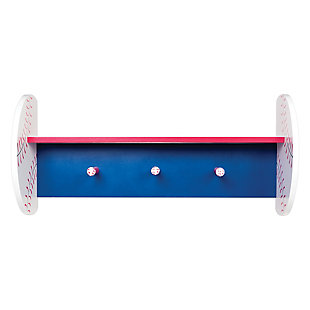 Trend Lab Baseball Wall Shelf, , rollover