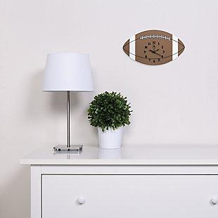 Trend Lab Football Wall Clock, , rollover