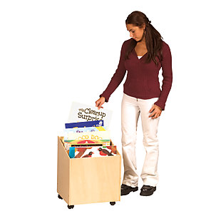 Guidecraft Big Book Storage Box, , rollover