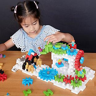 Guidecraft IO Blocks® Tabletop Play Set, , rollover