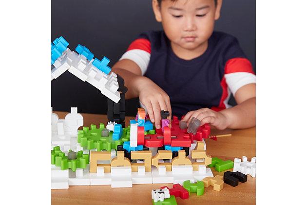 Guidecraft IO Blocks® Tabletop Play Set, , large