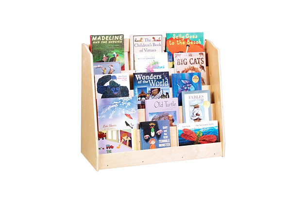 Guidecraft Single Sided Book Browser, , large