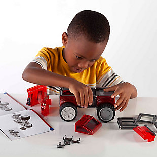 Guidecraft PowerClix® Bluetooth® Racers Design Set, , rollover