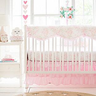 My Baby Sam Wildflower Crib Mobile, , rollover
