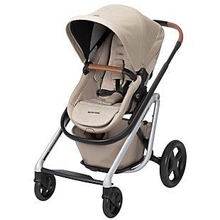Maxi-Cosi Lila Modular Stroller, Beige, rollover