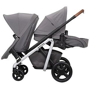 Maxi-Cosi Lila Duo Seat Accessory Kit, Gray, large