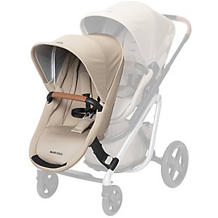Maxi-Cosi Lila Duo Seat Accessory Kit, Beige, large