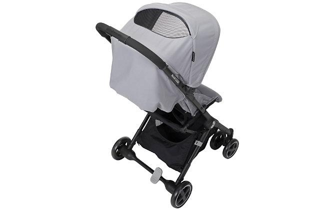 Maxi-Cosi Lara UltraCompact Stroller, Gray, large