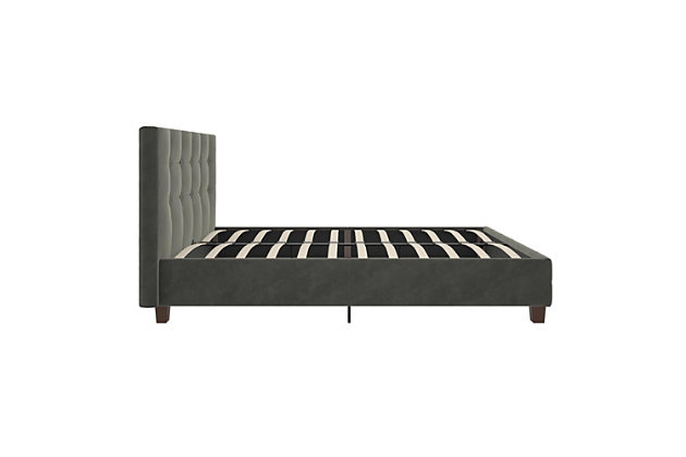Atwater Living Ryder Queen Upholstered Bed, , large