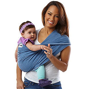 Baby K'tan ORIGINAL Baby Wrap Carrier Large, , rollover