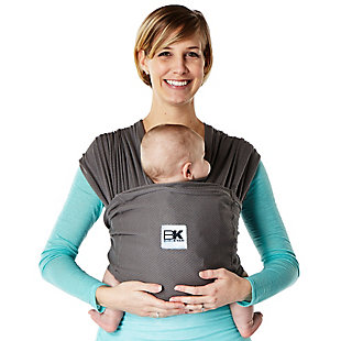 Baby K'tan BREEZE Baby Wrap Carrier Large, , large
