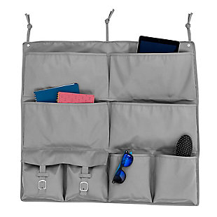 Honey Can Do 2-In-One Bed Organizer, , large