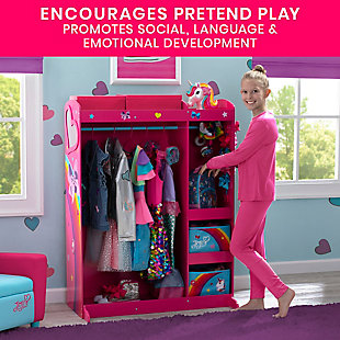 Delta Children Jojo Siwa Dress And Play Boutique, , large