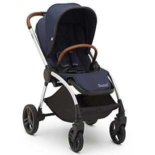 Delta Children Revolve Reversible Stroller, Blue, large